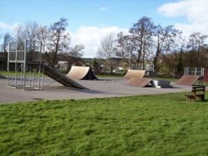 Lydney Recreation Trust, Skate Park