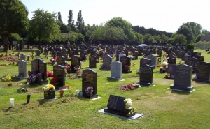 Lydney Cemetery Picture 1