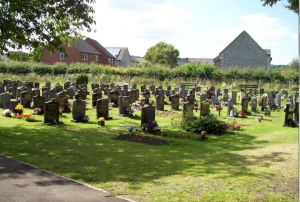 Lydney Cemetery Picture 2