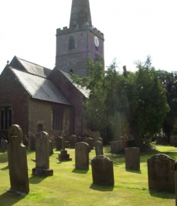 St Mary's Churchyard picture 1