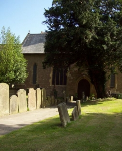 St Mary's Churchyard picture 2