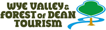 Wye Valley Forest Of Dean Tourism Logo